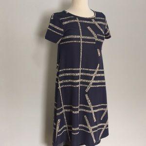 LuLaRoe Carly high low dress. Size XXS